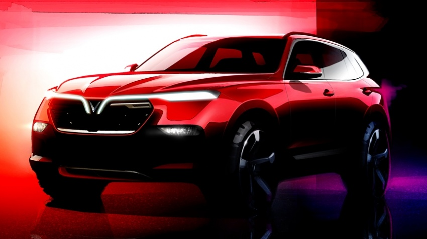 Vietnam's Vinfast sedan, SUV to be designed by Pininfarina; targets 500k units by 2025, top in ASEAN Image #779174