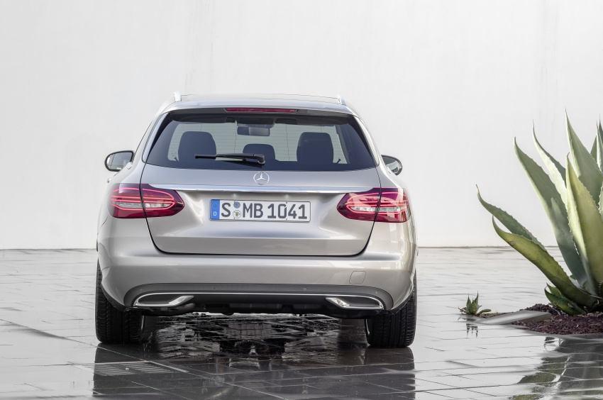 W205 Mercedes-Benz C-Class facelift first details – new electronics, safety systems from S-Class Image #778836
