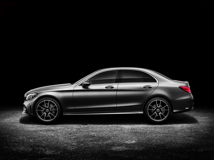 W205 Mercedes-Benz C-Class facelift first details – new electronics, safety systems from S-Class Image #778842
