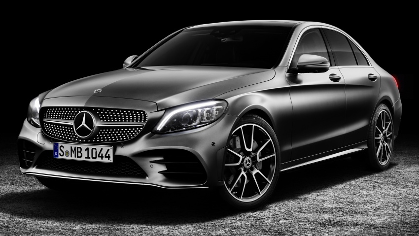 W205 Mercedes-Benz C-Class facelift first details – new electronics, safety systems from S-Class Image #778844