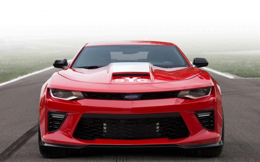 2018 Chevrolet Camaro gets 1,000 hp Yenko makeover Image #778483