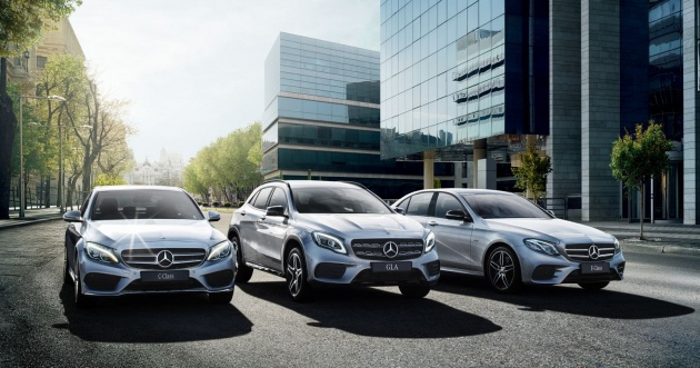 Ad mercedes benz new financing offer from for Mercedes benz new advert