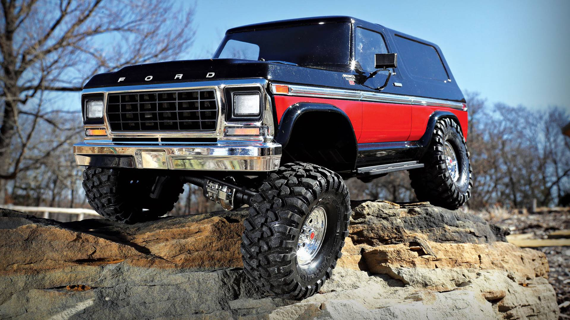traxas.com with Traxxas R C 1979 Ford Bronco 2 Bm on Traxxas Officially Unveils E Revo 2 0 moreover Watch further Traxxas Announces Courtney Force Pink Edition Models further Traxxas Ford Fiesta St Rally in addition Traxxas St ede 2wd 110 Brushed Monster Truck.