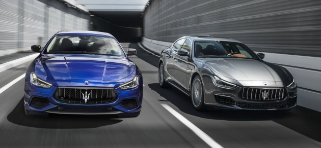 Maserati Ghibli Price >> 2018 Maserati Ghibli Facelift Debuts In Malaysia In Standard