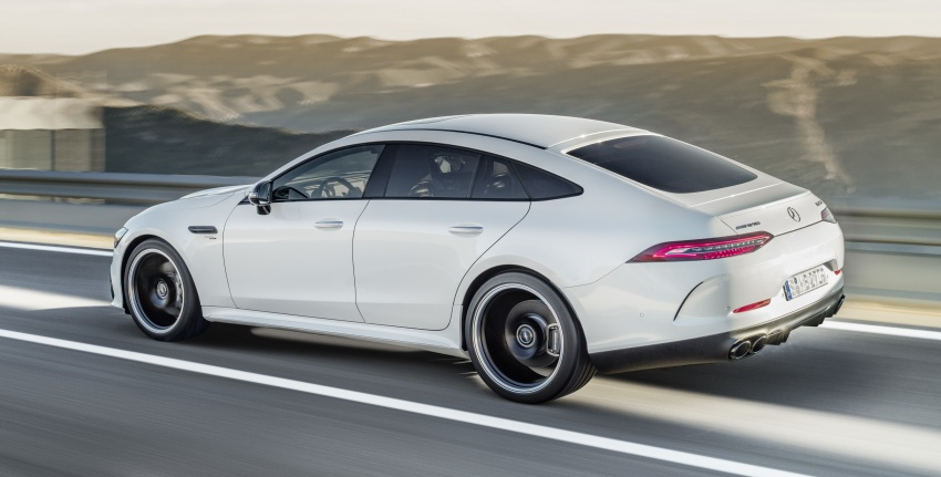 Mercedes-AMG GT 4-Door Coupe officially debuts in Geneva – up to 630 hp, 0-100 km/h in 3.2 seconds Image #787185