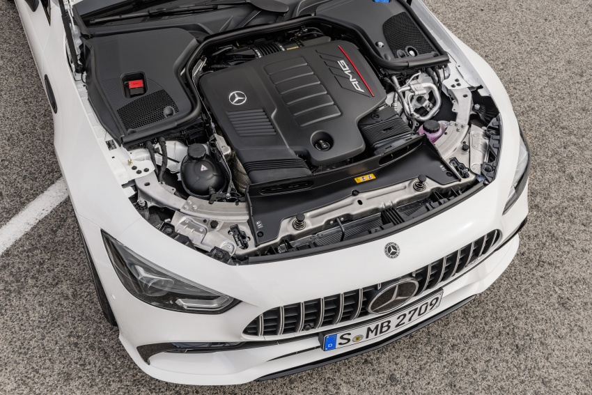 Mercedes-AMG GT 4-Door Coupe officially debuts in Geneva – up to 630 hp, 0-100 km/h in 3.2 seconds Image #787197