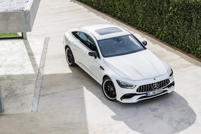 Mercedes-AMG GT 4-Door Coupe officially debuts in Geneva – up to 630 hp, 0-100 km/h in 3.2 seconds Image #787206