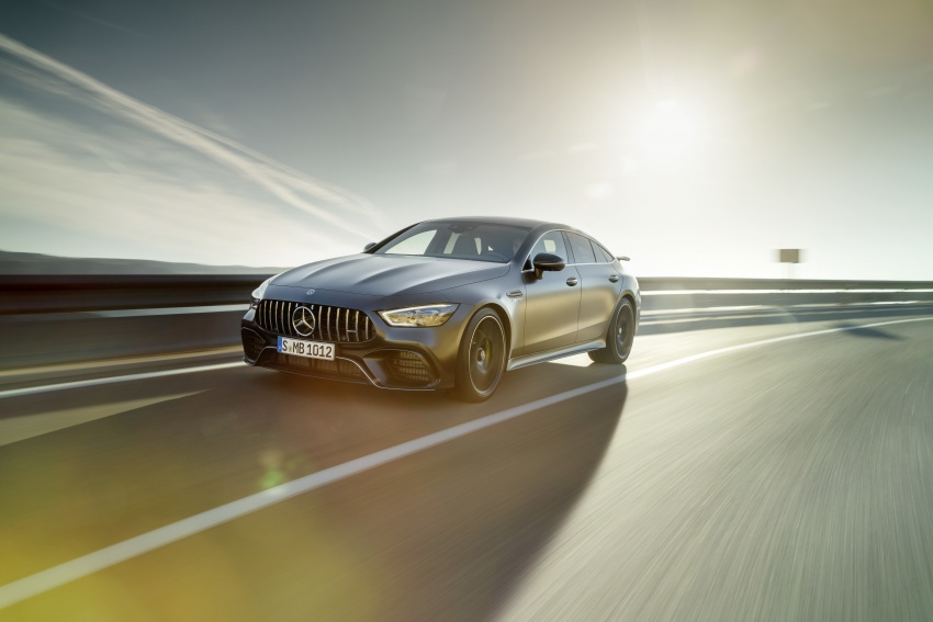 Mercedes-AMG GT 4-Door Coupe officially debuts in Geneva – up to 630 hp, 0-100 km/h in 3.2 seconds Image #787215
