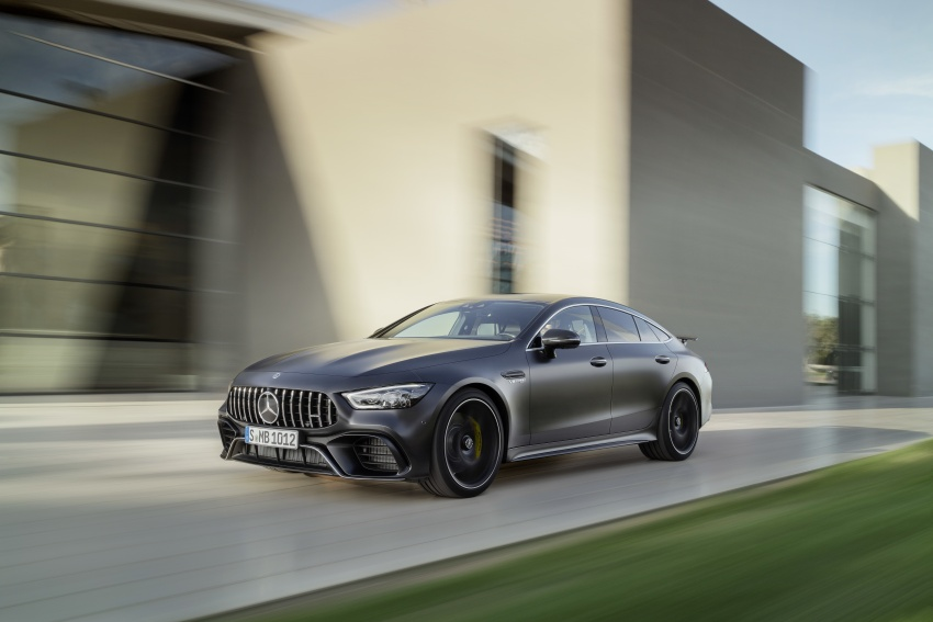 Mercedes-AMG GT 4-Door Coupe officially debuts in Geneva – up to 630 hp, 0-100 km/h in 3.2 seconds Image #787217
