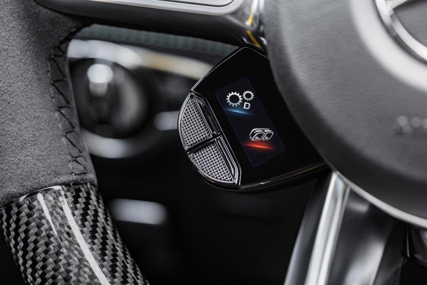 Mercedes-AMG GT 4-Door Coupe officially debuts in Geneva – up to 630 hp, 0-100 km/h in 3.2 seconds Image #787230