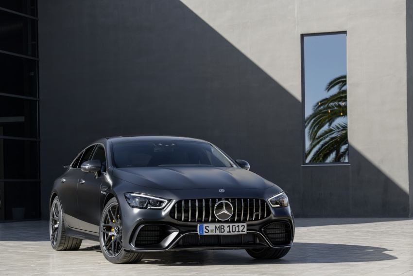 Mercedes-AMG GT 4-Door Coupe officially debuts in Geneva – up to 630 hp, 0-100 km/h in 3.2 seconds Image #787234