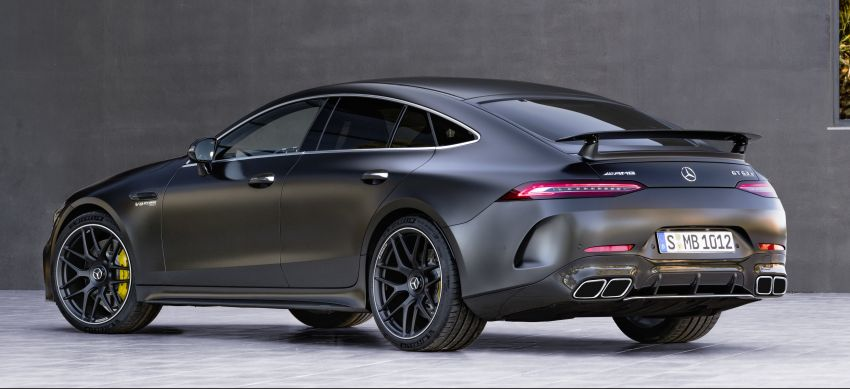 Mercedes-AMG GT 4-Door Coupe officially debuts in Geneva – up to 630 hp, 0-100 km/h in 3.2 seconds Image #787246