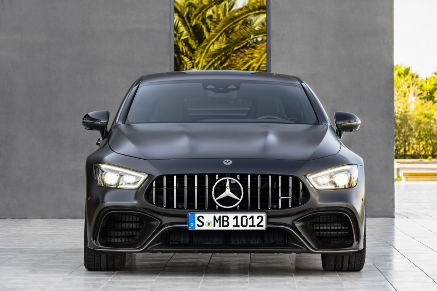 Mercedes-AMG GT 4-Door Coupe officially debuts in Geneva – up to 630 hp, 0-100 km/h in 3.2 seconds Image #787248