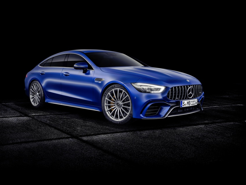 Mercedes-AMG GT 4-Door Coupe officially debuts in Geneva – up to 630 hp, 0-100 km/h in 3.2 seconds Image #787259