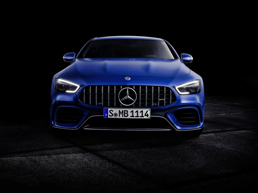 Mercedes-AMG GT 4-Door Coupe officially debuts in Geneva – up to 630 hp, 0-100 km/h in 3.2 seconds Image #787261