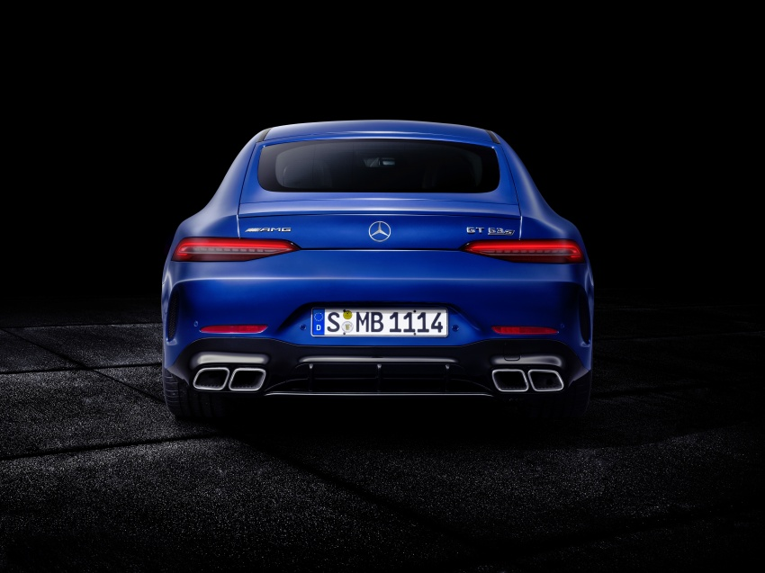 Mercedes-AMG GT 4-Door Coupe officially debuts in Geneva – up to 630 hp, 0-100 km/h in 3.2 seconds Image #787262