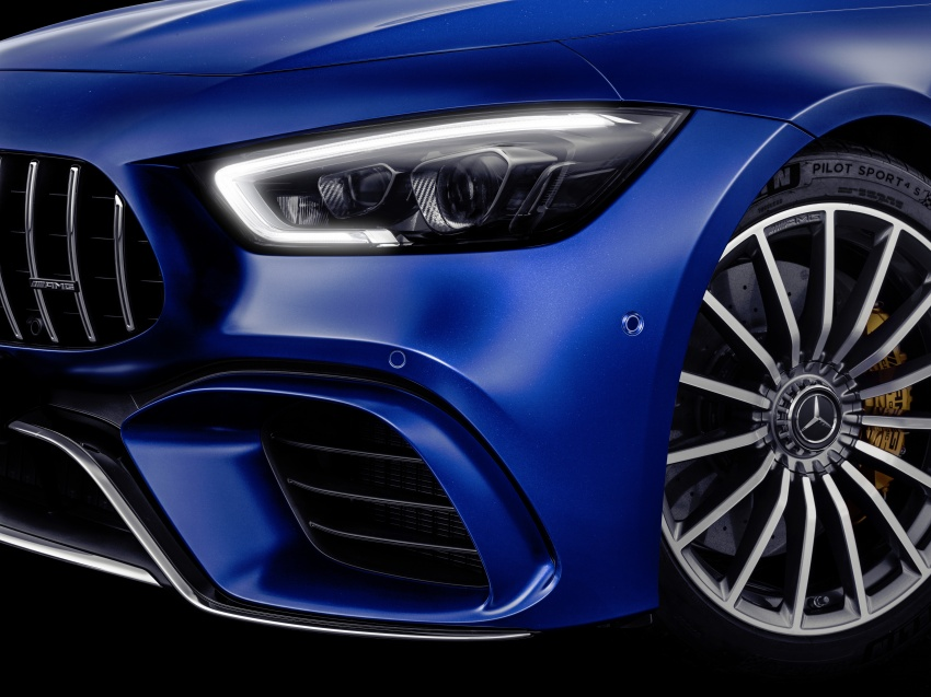 Mercedes-AMG GT 4-Door Coupe officially debuts in Geneva – up to 630 hp, 0-100 km/h in 3.2 seconds Image #787266