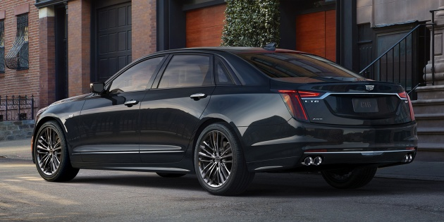 2019 Cadillac Ct6 V Sport With New 4 2l Twin Turbo V8