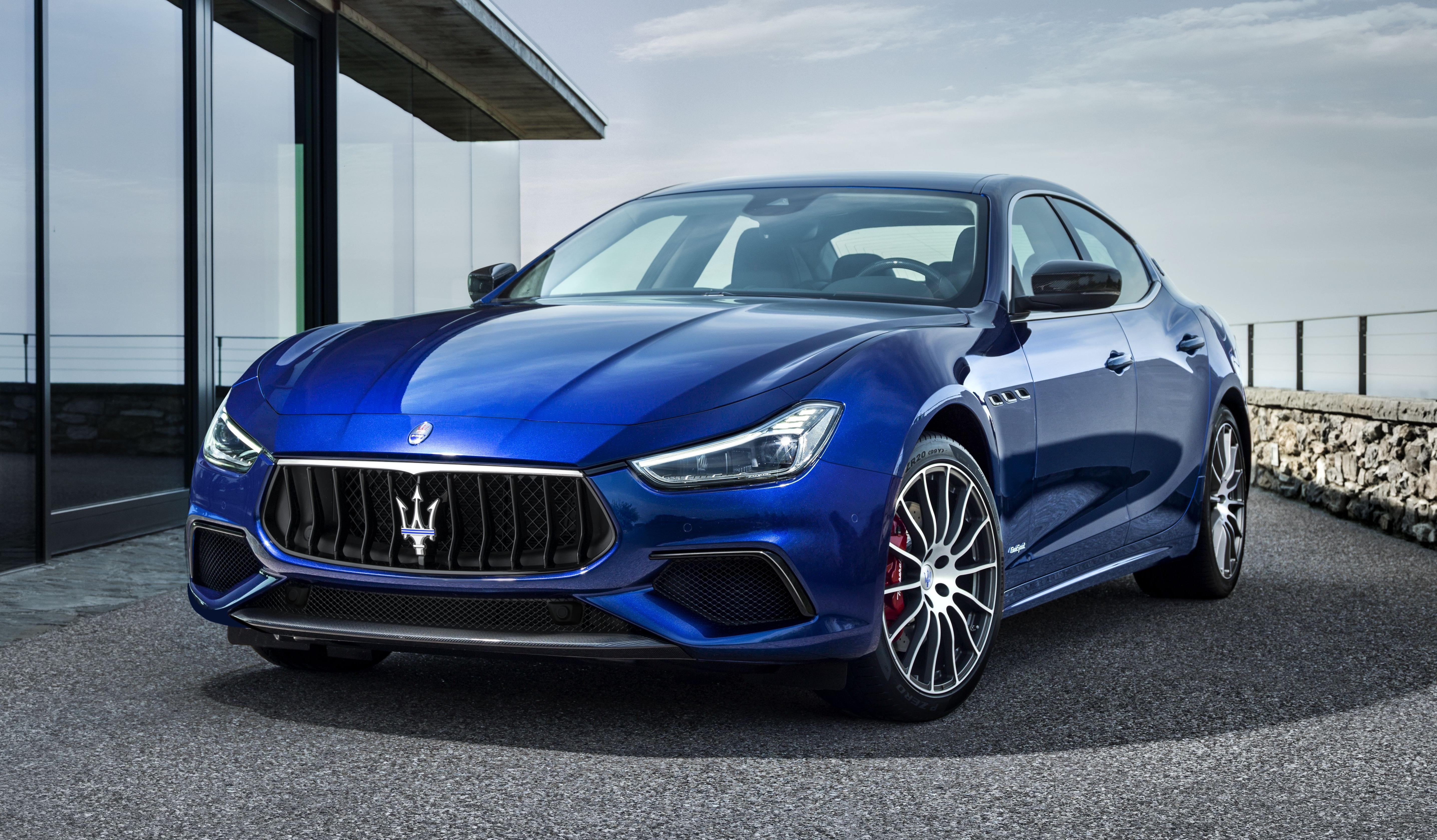 Maserati Ghibli Price >> 2018 Maserati Ghibli Facelift Debuts In Malaysia In