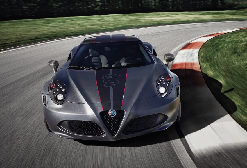 Alfa Romeo to debut seven special models at Geneva Image #784573