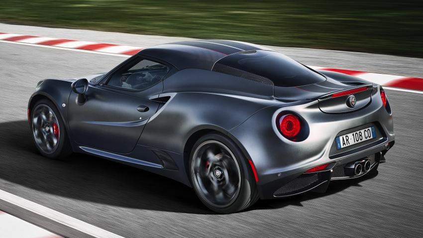 Alfa Romeo to debut seven special models at Geneva Image #784575