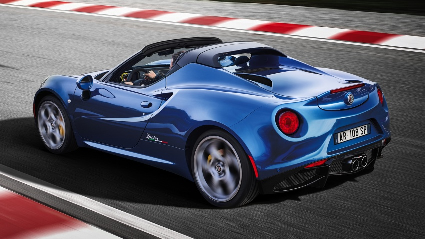 Alfa Romeo to debut seven special models at Geneva Image #784579
