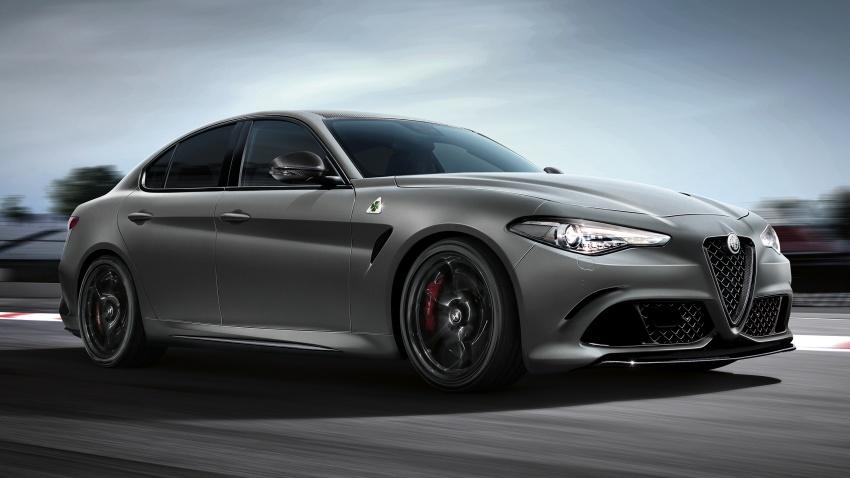 Alfa Romeo to debut seven special models at Geneva Image #784582
