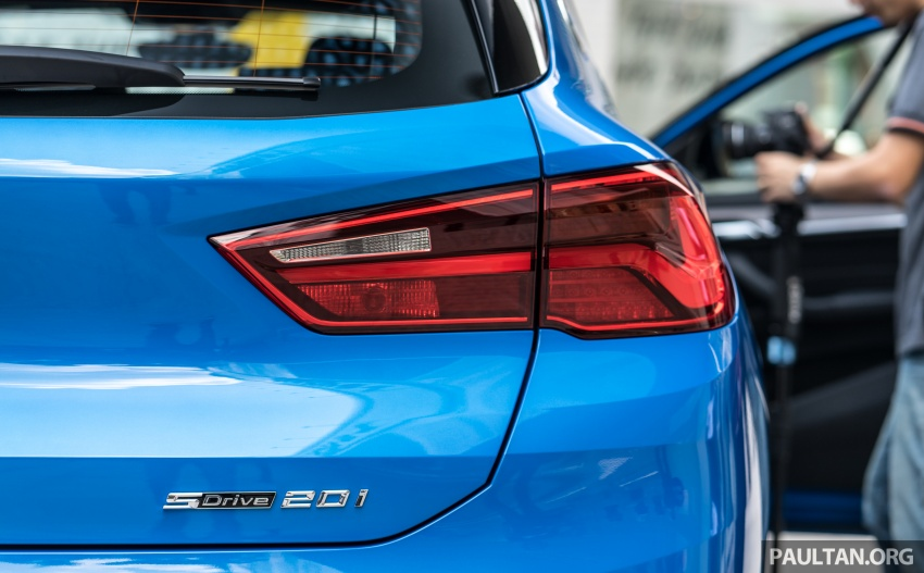 F39 BMW X2 launched in Malaysia – sDrive20i, RM321k Image #793808