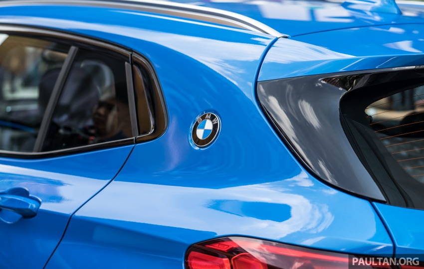 F39 BMW X2 launched in Malaysia – sDrive20i, RM321k Image #793809