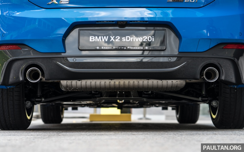 F39 BMW X2 launched in Malaysia – sDrive20i, RM321k Image #793811