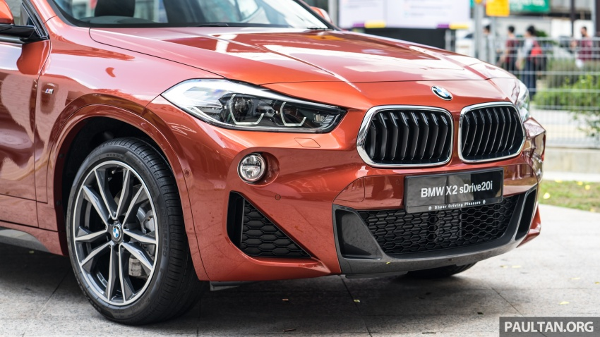 F39 BMW X2 launched in Malaysia – sDrive20i, RM321k Image #793814