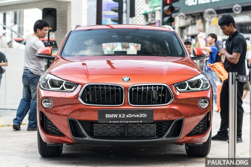 F39 BMW X2 launched in Malaysia – sDrive20i, RM321k Image #793815
