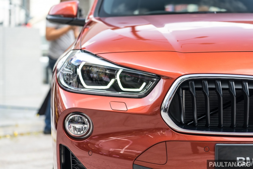 F39 BMW X2 launched in Malaysia – sDrive20i, RM321k Image #793816