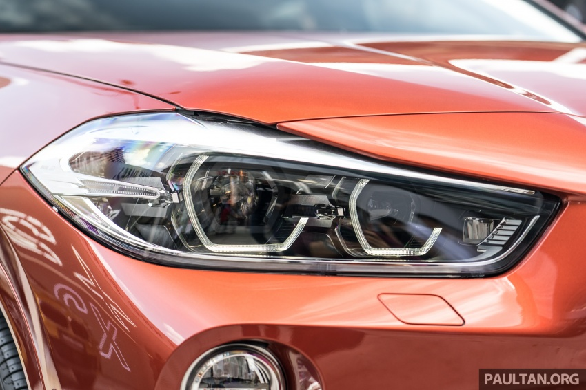 F39 BMW X2 launched in Malaysia – sDrive20i, RM321k Image #793817