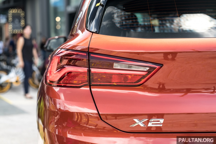F39 BMW X2 launched in Malaysia – sDrive20i, RM321k Image #793820