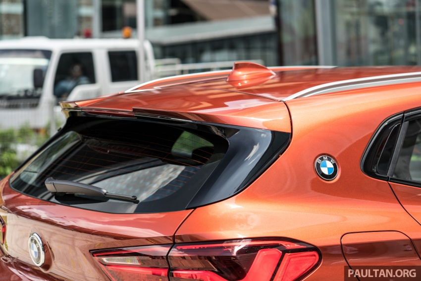 F39 BMW X2 launched in Malaysia – sDrive20i, RM321k Image #793821
