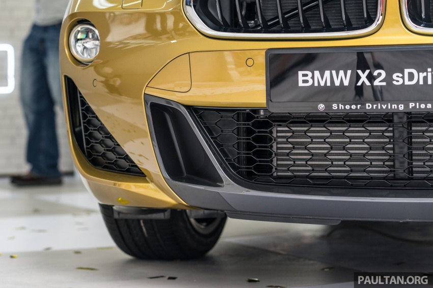 F39 BMW X2 launched in Malaysia – sDrive20i, RM321k Image #793825