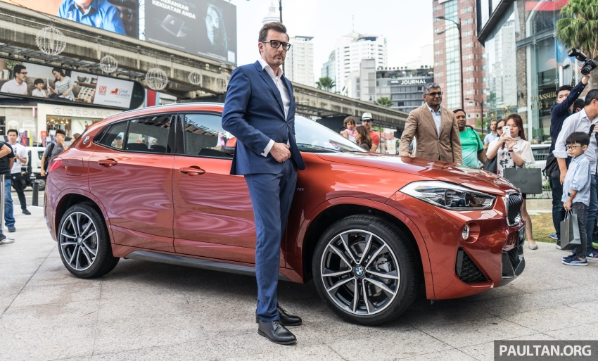 F39 BMW X2 launched in Malaysia – sDrive20i, RM321k Image #793827