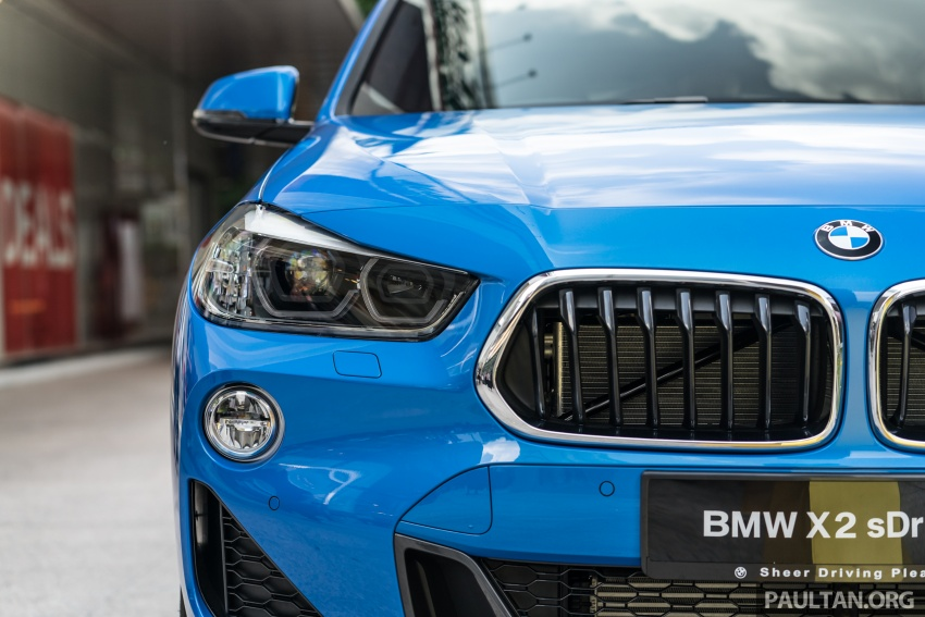 F39 BMW X2 launched in Malaysia – sDrive20i, RM321k Image #793801