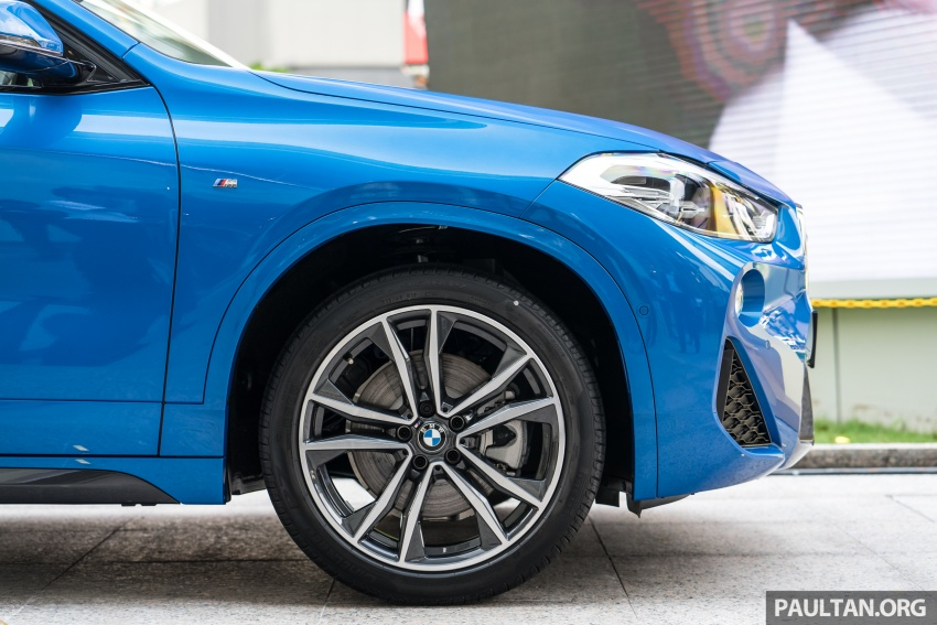 F39 BMW X2 launched in Malaysia – sDrive20i, RM321k Image #793803