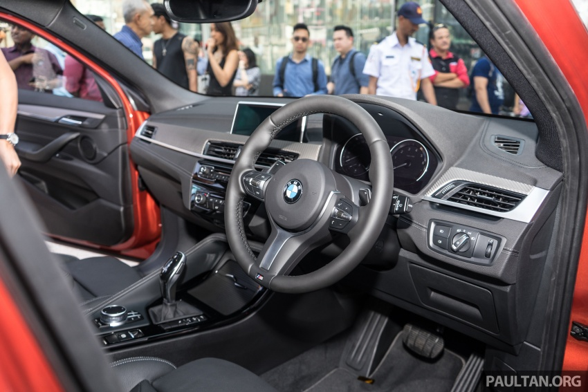 F39 BMW X2 launched in Malaysia – sDrive20i, RM321k Image #793828