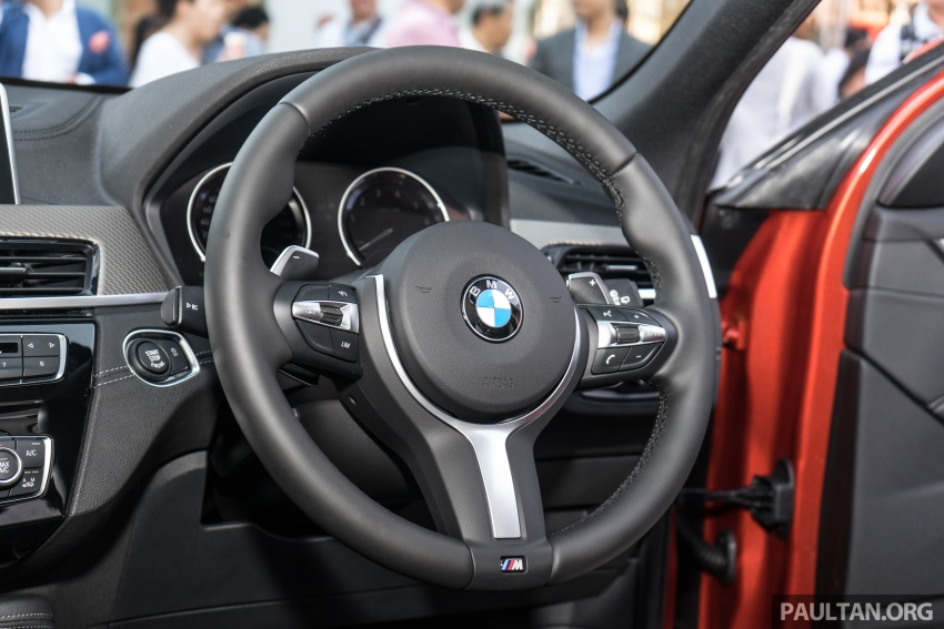 F39 BMW X2 launched in Malaysia – sDrive20i, RM321k Image #793829
