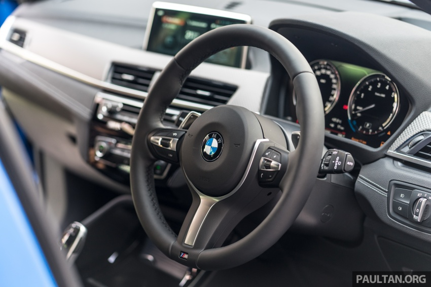 F39 BMW X2 launched in Malaysia – sDrive20i, RM321k Image #793830