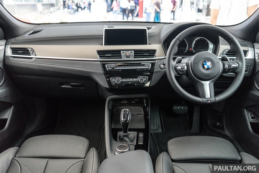 F39 BMW X2 launched in Malaysia – sDrive20i, RM321k Image #793831