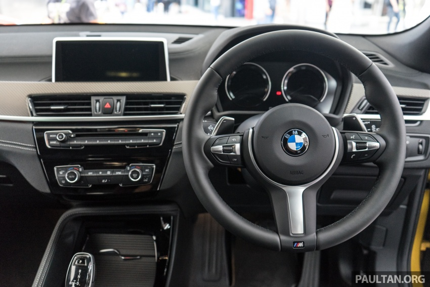 F39 BMW X2 launched in Malaysia – sDrive20i, RM321k Image #793833