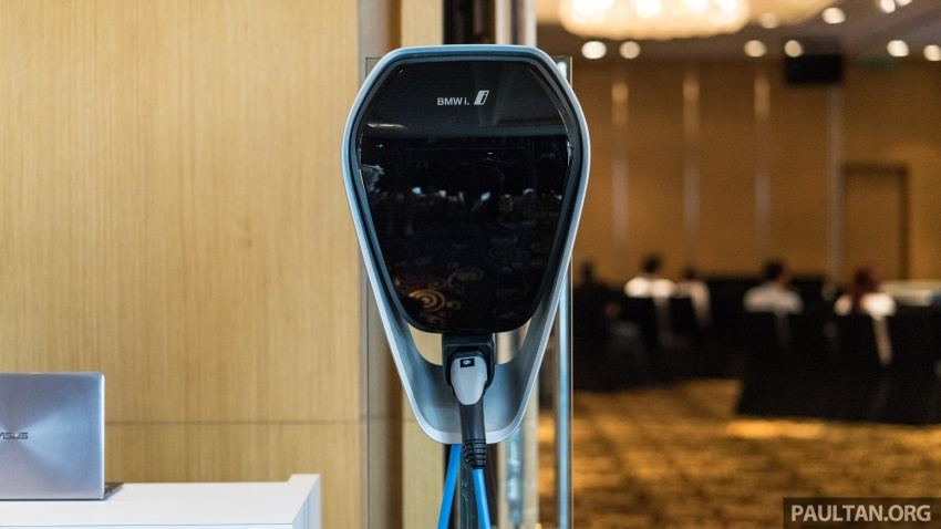 BMW launches three i Wallbox charge stations in Ipoh Image #798461