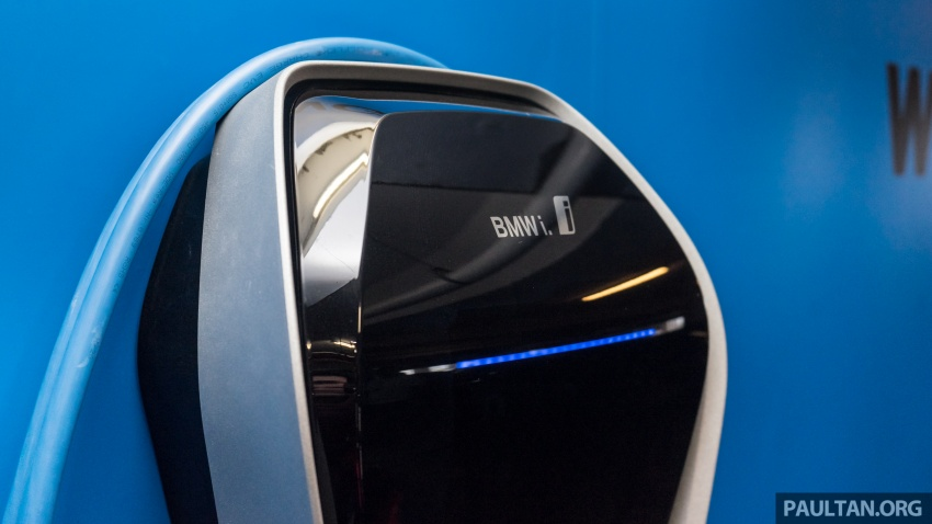 BMW launches three i Wallbox charge stations in Ipoh Image #798657