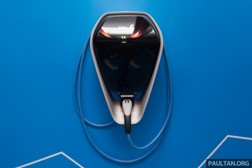 Bmw Launches Three I Wallbox Charge Stations In Ipoh