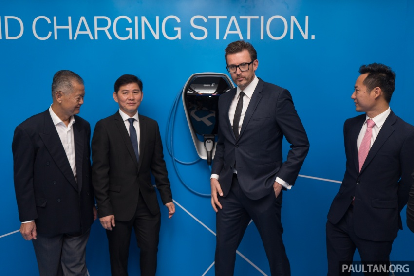 BMW launches three i Wallbox charge stations in Ipoh Image #798659