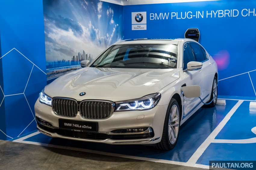 BMW launches three i Wallbox charge stations in Ipoh Image #798661